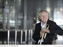 REINHOLD FRIEDRICH trumpet