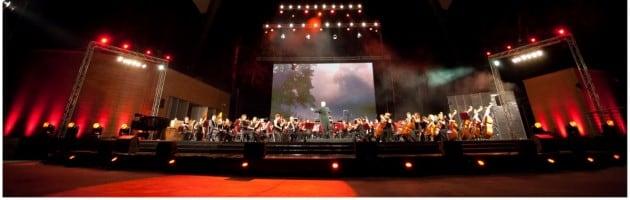 Transmisja online z Koncertu inauguracyjnego