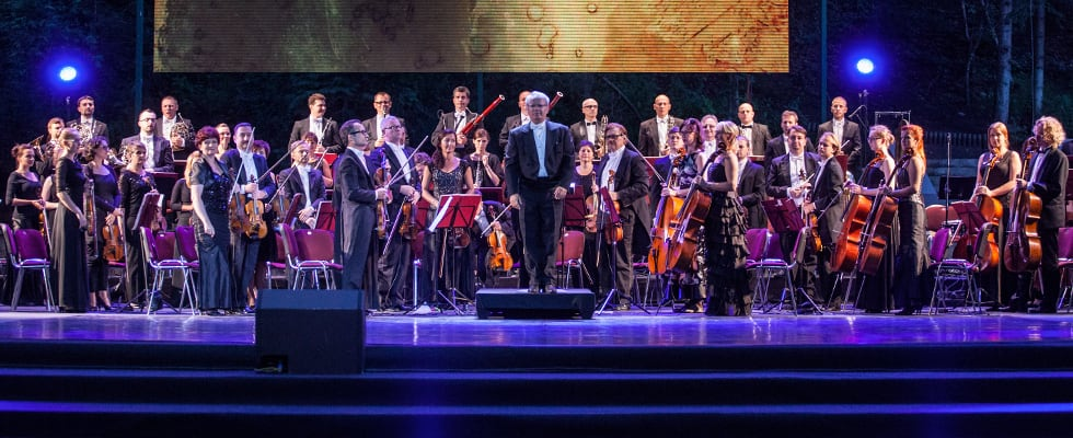 OPENING CONCERT SOPOT CLASSIC 2013