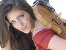 LETICIA MORENO violin