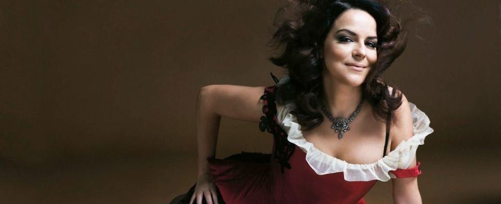 Nancy Fabiola Herrera<br />mezzosoprano