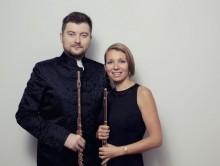 AGATA KIELAR-DŁUGOSZ i ŁUKASZ DŁUGOSZ flety