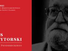 V Konkurs Kompozytorski im. Krzysztofa Pendereckiego został rozstrzygnięty!